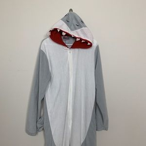 Jaws Killer Shark Bodysuit Halloween Costume #2366